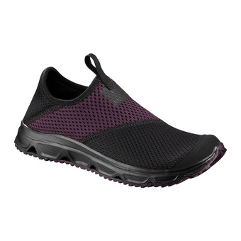 Salomon RX MOC 4.0 - Recovery Shoes - Women's - bk/bk/potent pur