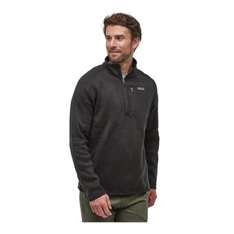 Patagonia BETTER SWEATER - Fleece - Men's - black