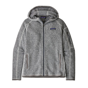 Patagonia BETTER SWEATER - Fleece - Women's - birch white