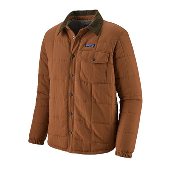 Patagonia ISTHMUS QUILTED - Jacket - Men's - sisu brown