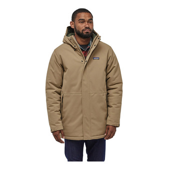 Patagonia LONE MOUNTAIN - Parka Jacket - Men's - mojave khaki