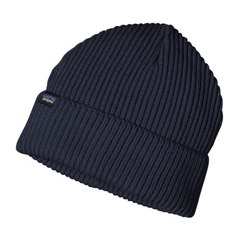 Patagonia FISHERMANS ROLLED - Beanie - navy blue