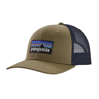 Patagonia P-6 LOGO - Cappellino sage khaki