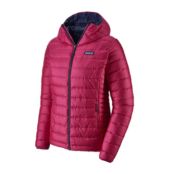 Patagonia DOWN SWEATER - Anorak mujer craft pink/classic navy