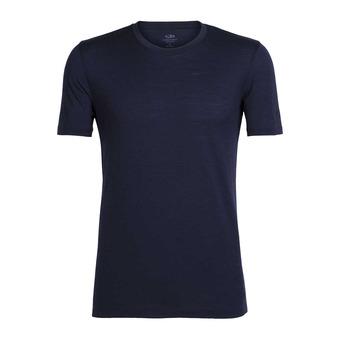 Icebreaker TECH LITE - T-shirt Uomo midnight navy