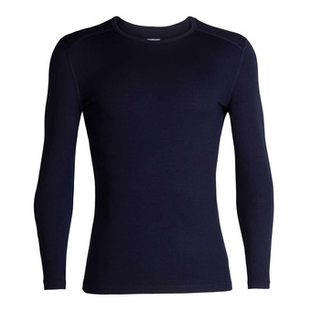Icebreaker 260 TECH - Sous-couche Homme midnight navy