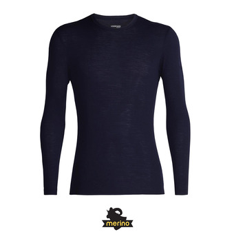 Icebreaker 175 EVERYDAY - Sous-couche Homme midnight navy