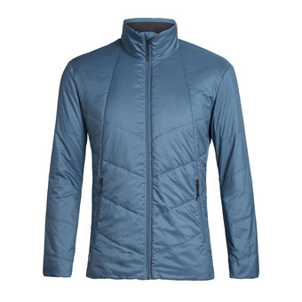 Icebreaker HELIX - Down Jacket - Men's - thunder