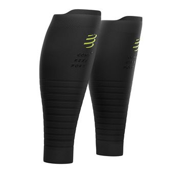 Compressport R2 OXYGEN - Calf Sleeves - black