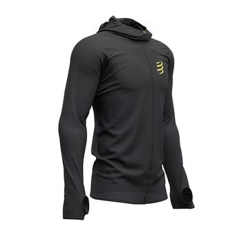 Compressport 3D THERMO - Sweatshirt - Men's - black