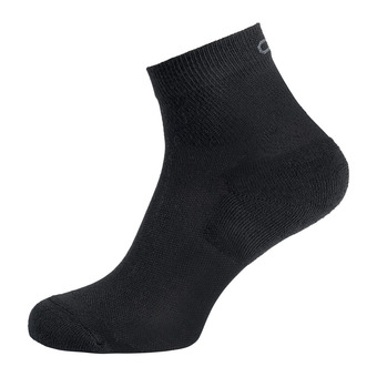 Chaussettes Medium ACTIVE Lot de 2 Unisexe black