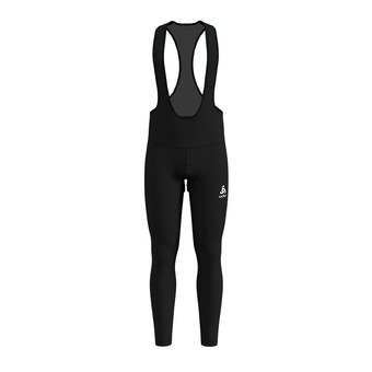 Odlo ZEROWEIGHT CERAMIWARM - Collant à bretelles Homme black