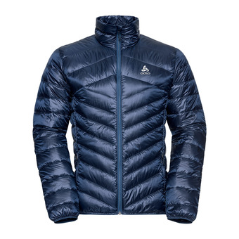 Odlo THERMIC WARM - Anorak hombre estate blue