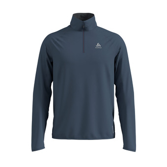 Odlo CARVE CERAMIWARM - Sweat Homme bering sea