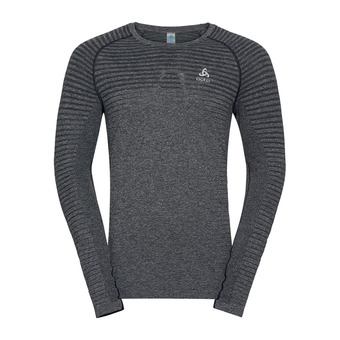 Odlo ELEMENT - Camiseta hombre grey melange