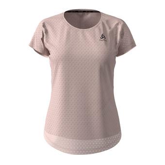 Odlo MILLENNIUM LINENCOOL - Camiseta mujer sepia rose melange