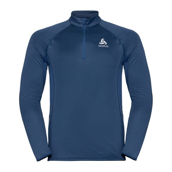 Odlo ZEROWEIGHT CERAMIWARM - Sweat Homme estate blue