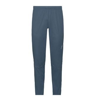 Odlo WINDPROOF WARM - Collant Homme bering sea