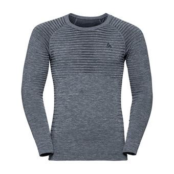 T-shirt ML PERFORMANCE LIGHT Homme grey melange