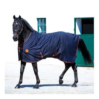 Rambo Ionic Fleece Unisexe Black/Black & Orange Stripe