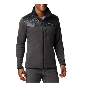 Columbia CANYON POINT  - Polar híbrido hombre black