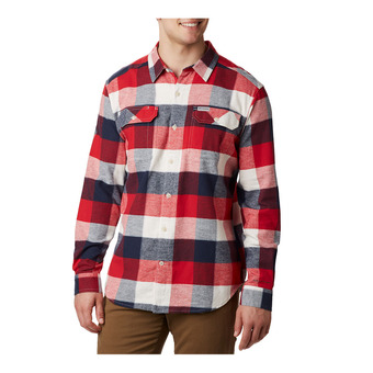 Columbia FLARE GUN - Camisa hombre sea salt big check
