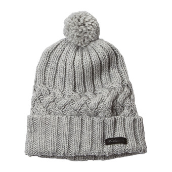 Columbia HIDEAWAY HAVEN - Gorro charcoal heather