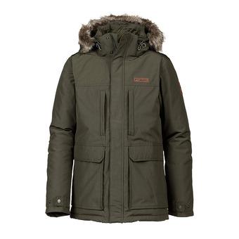 Marquam Peak Jacket-Olive Green Homme Olive Green