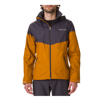 Columbia INNER LIMITS - Veste Homme burnished amber/shark