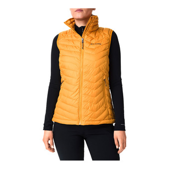Powder Lite Vest-Raw Honey Femme Raw Honey