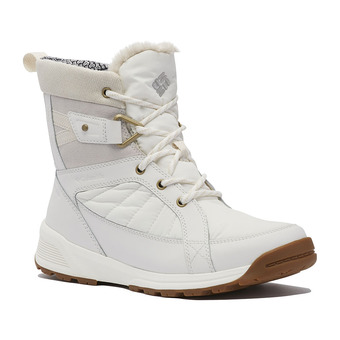 Columbia MEADOWS - Botas mujer sea salt/rosewood