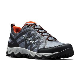 Columbia PEAKFREAK X2 OUTDRY - Chaussures randonnée Homme graphite/dark adobe