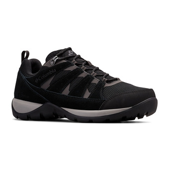 Columbia REDMOND V2 WP - Zapatillas de trail hombre black/dark grey
