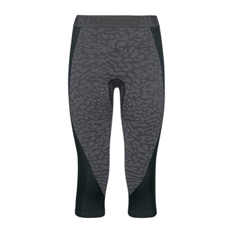 Corsaire BLACKCOMB Femme black - odlo steel grey - silver