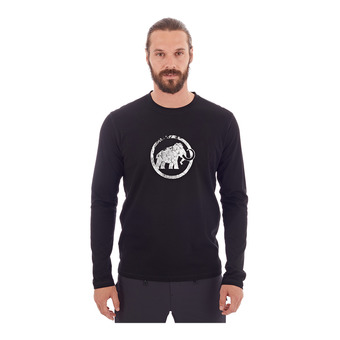 Mammut LOGO - T-Shirt - Men's - black