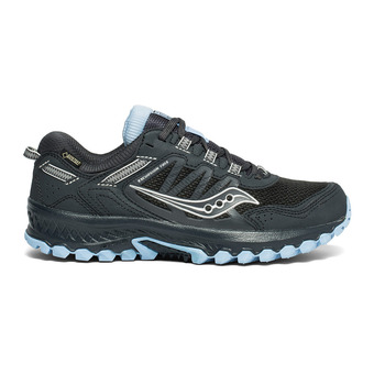 VERSAFOAM EXCURSION TR13 GTX Femme BLACK/BLUE