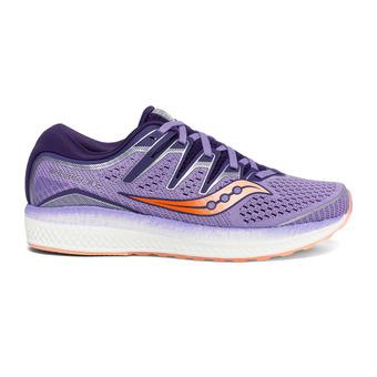 Saucony TRIUMPH ISO 5 - Zapatillas de running mujer purple/peach