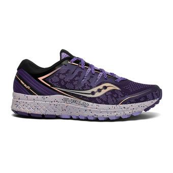 Saucony GUIDE ISO 2 TR -  Zapatillas de trail mujer  purple