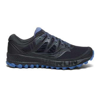 Saucony PEREGRINE ISO - Trail Shoes - Women's - gunmetal