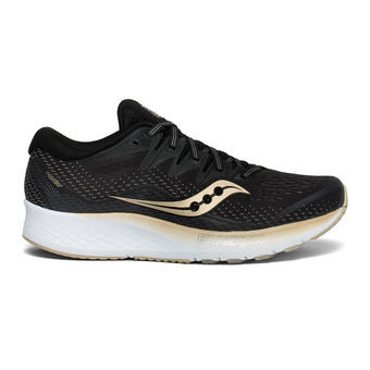 Saucony RIDE ISO 2 - Running Shoes - Women's - black/gold