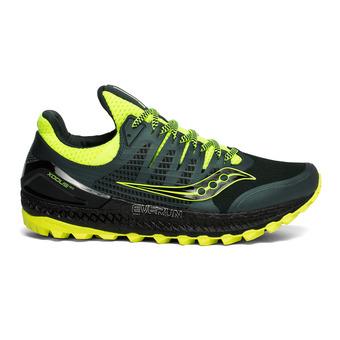 Saucony XODUS ISO 3 - Zapatillas de trail hombre green/citron