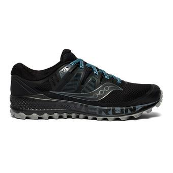 Saucony PEREGRINE ISO -Zapatillas de trail hombre black/grey