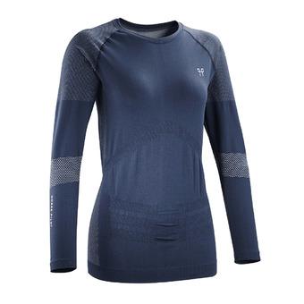 Horse Pilot OPTIMAX - Camiseta mujer navy