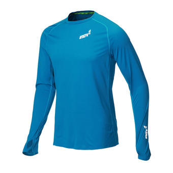 BASE ELITE LS (M) BLUE, Homme BLUE