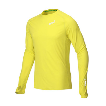 BASE ELITE LS (M) YELLOW, Homme YELLOW