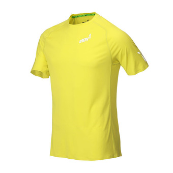 BASE ELITE SS (M) YELLOW, Homme YELLOW