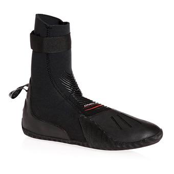 Heat 3mm RT Boot Unisexe BLACK