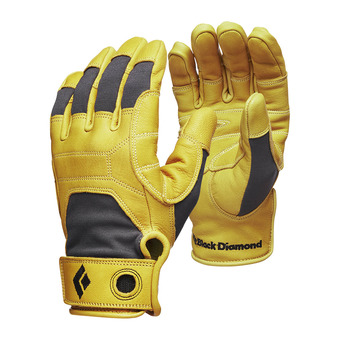 Black Diamond TRANSITION - Guantes natural