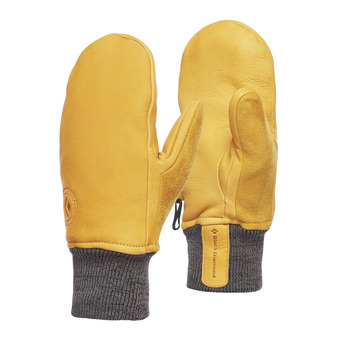 Black Diamond DIRT BAG - Mittens - natural