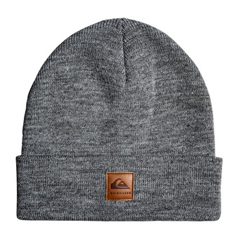 Quiksilver BRIGADE - Gorro hombre black heather